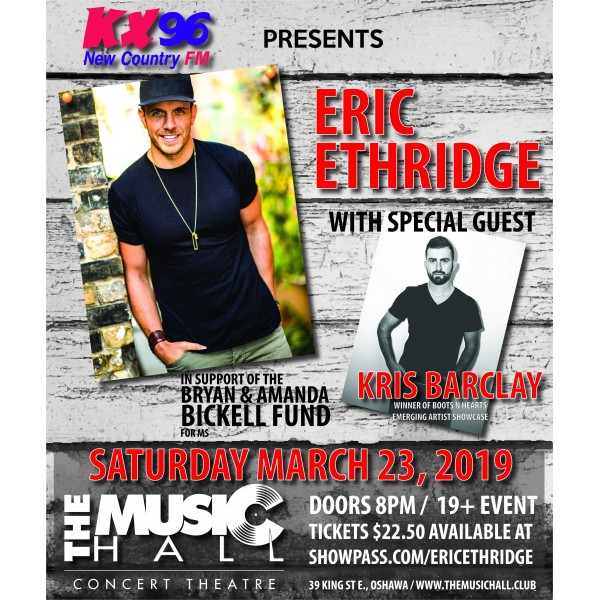 Eric Ethridge Concert for the Bickell Fund
