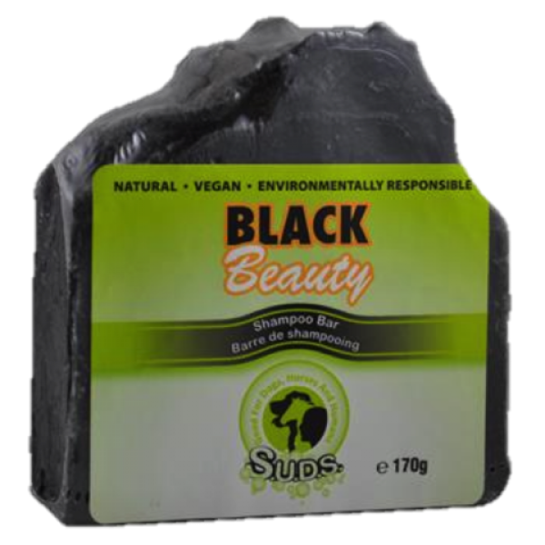 Black Beauty Shampoo Bar