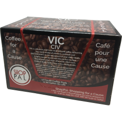 Fulvic Acid Infused Coffee
