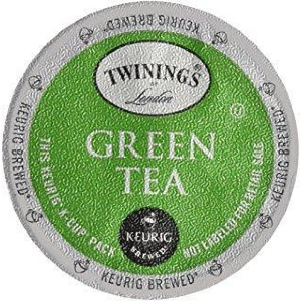 Green Tea - 24 Single Serve Cups