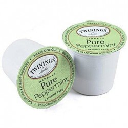 Peppermint Tea - 24 Single Serve Cups