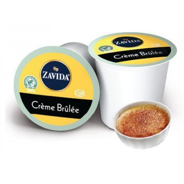 Creme Brulee - 24 Single Serve Cups
